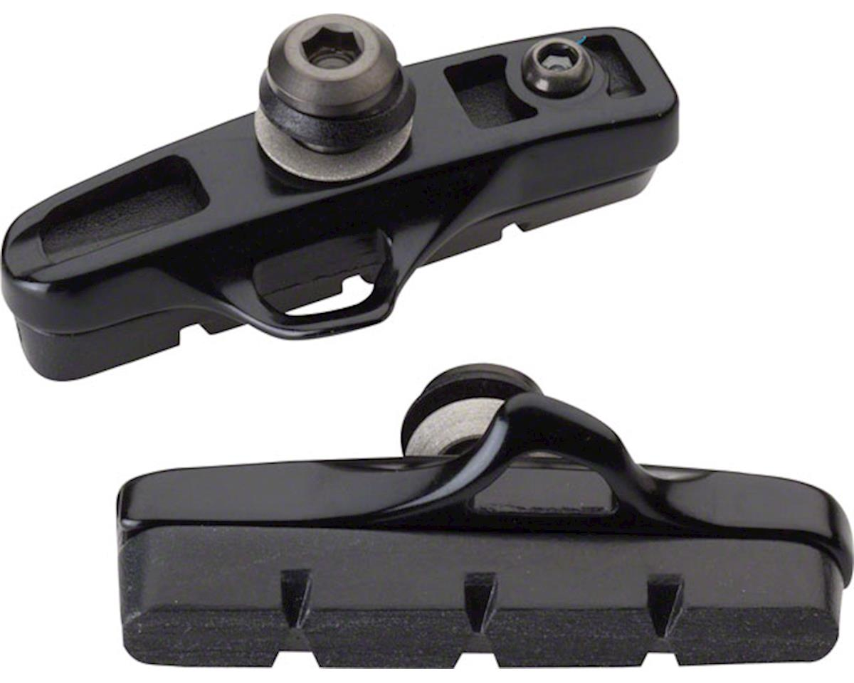SRAM Red 2012 Brake Pad/Holder Kit, Black, Pair