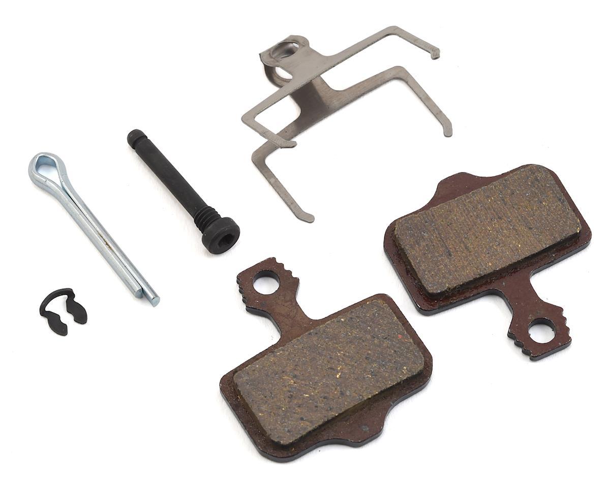 SRAM Elixir Pads Organic/Steel (1 Set)
