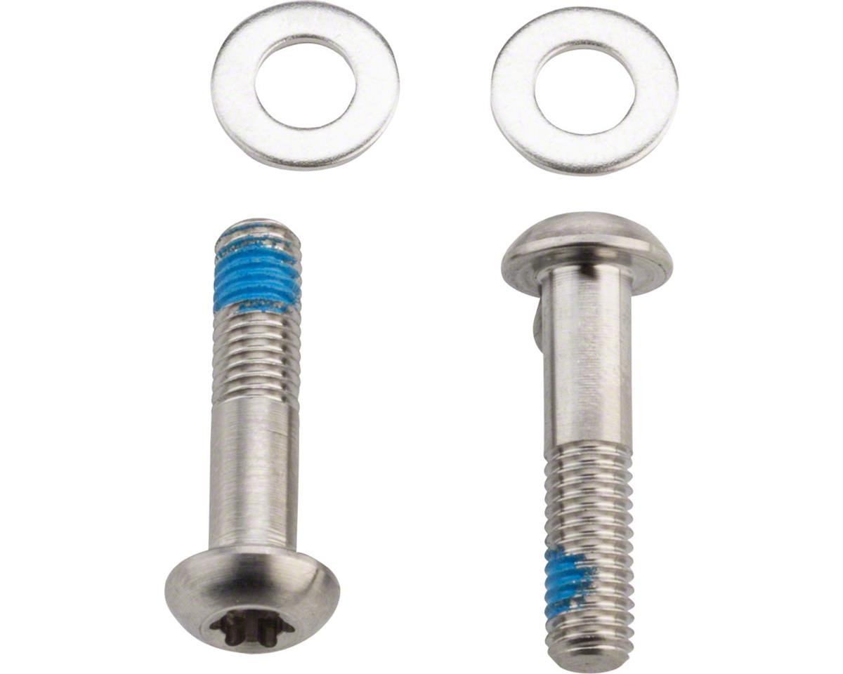 SRAM Flat Mount Disc Caliper Bracket Bolts 27mm Stainless Steel