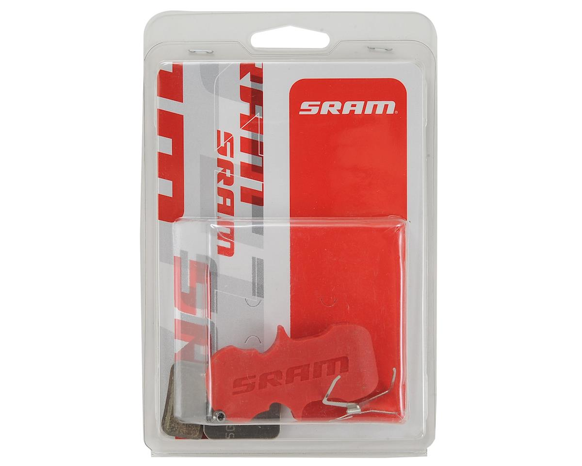 SRAM Hydraulic Road Sintered/Stainless Disc Brake Pads