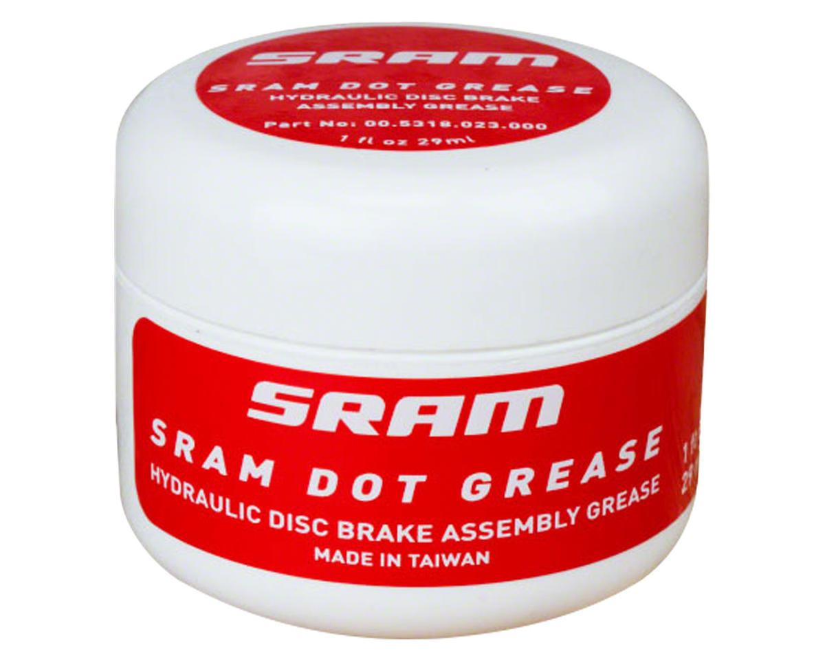 SRAM DOT Disc Brake Assembly Grease (1oz)