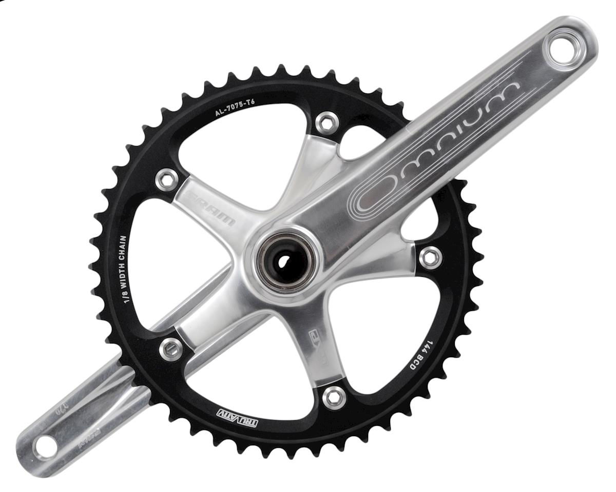 SRAM Omnium 48-Tooth Track Crankset With GXP Bottom Bracket (Silver) (170mm)