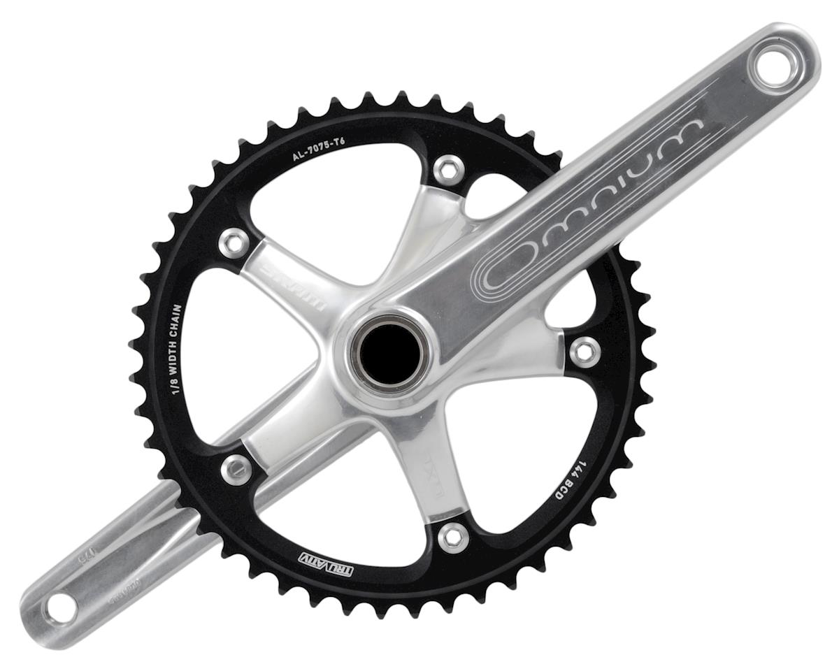 SRAM Omnium 48-Tooth Track Crankset With GXP Bottom Bracket (Silver) (175mm)