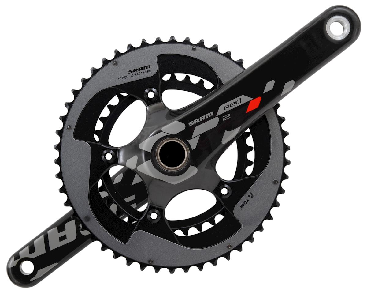 SRAM Red 22 GXP Crankset (175mm) (50-34)