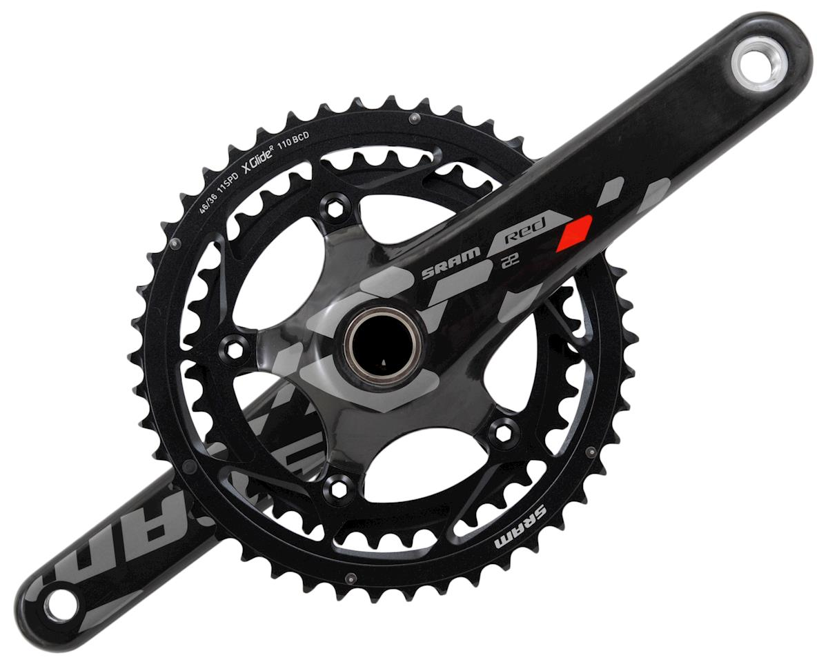 SRAM Red 22 GXP Crankset (170mm) (46-36T)