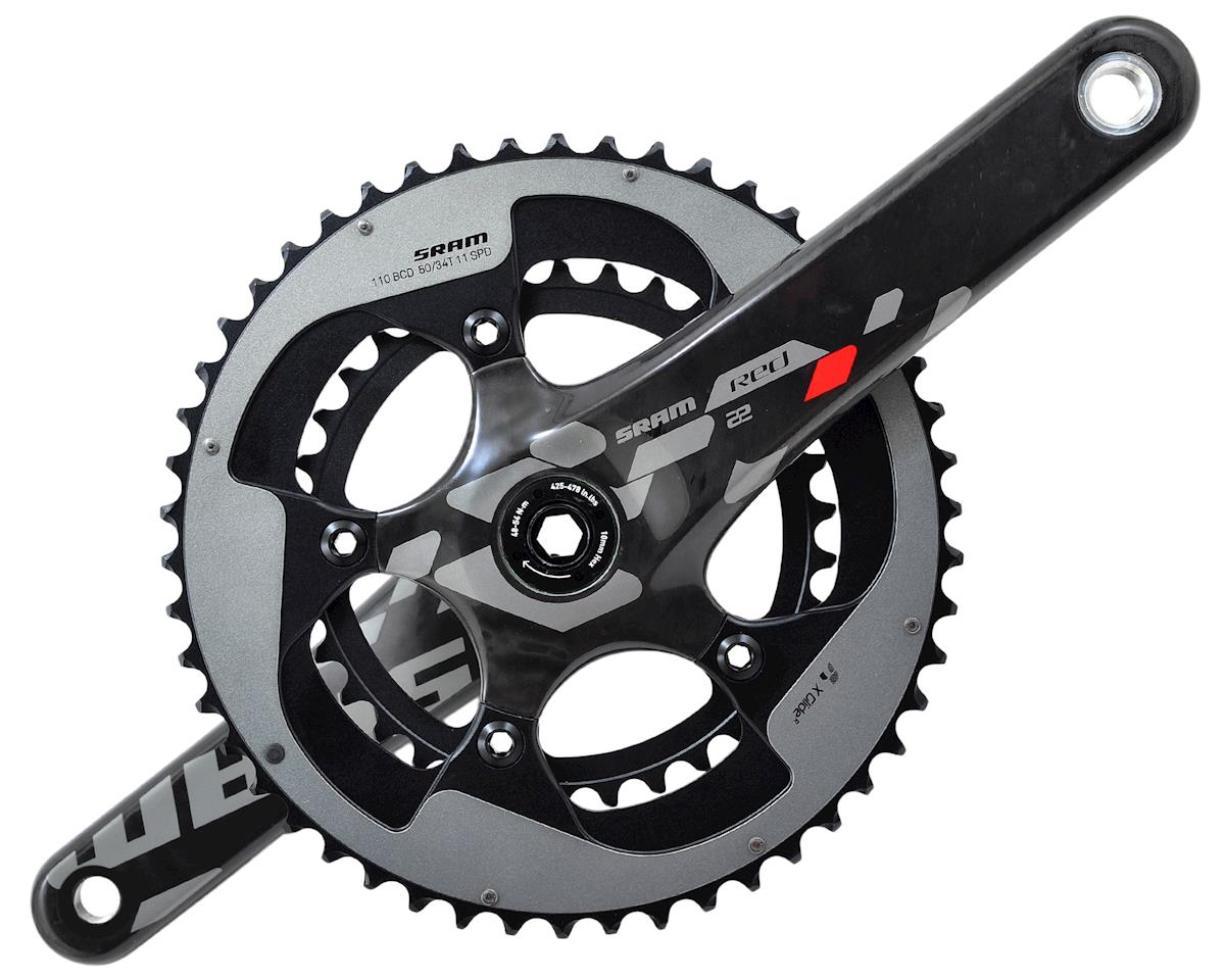 SRAM Red 22 BB30/PF30 Crankset (50-34T) (175mm)