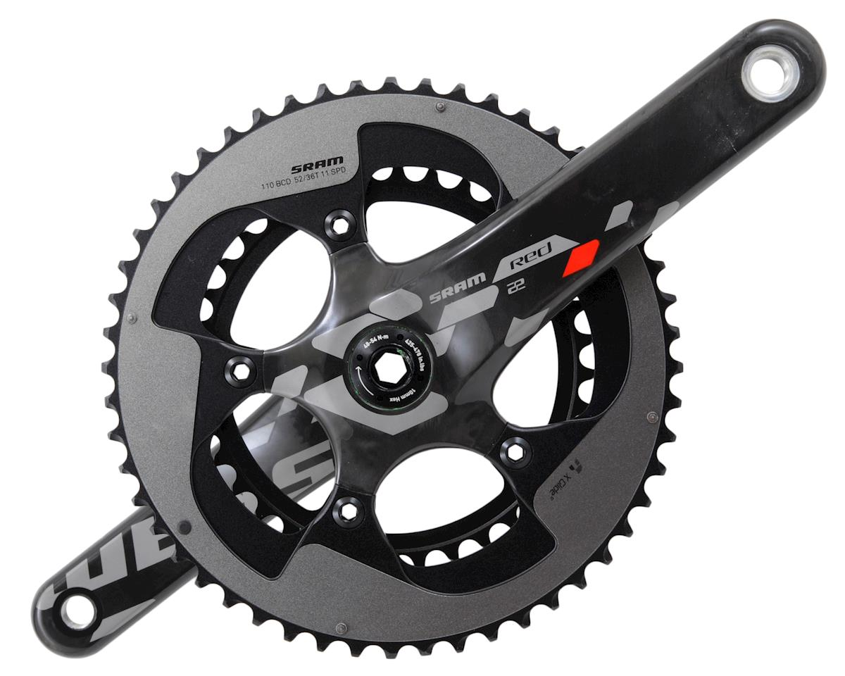 SRAM Red 22 BB30/PF30 Crankset (52-36T)