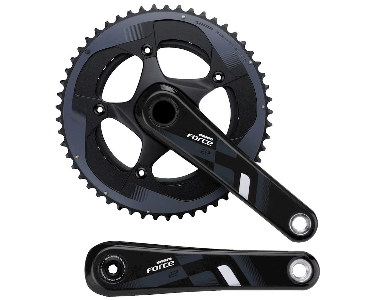 Image 1 for SRAM Force 22 Exogram GPX 170mm 53-39T Crankset (No BB)
