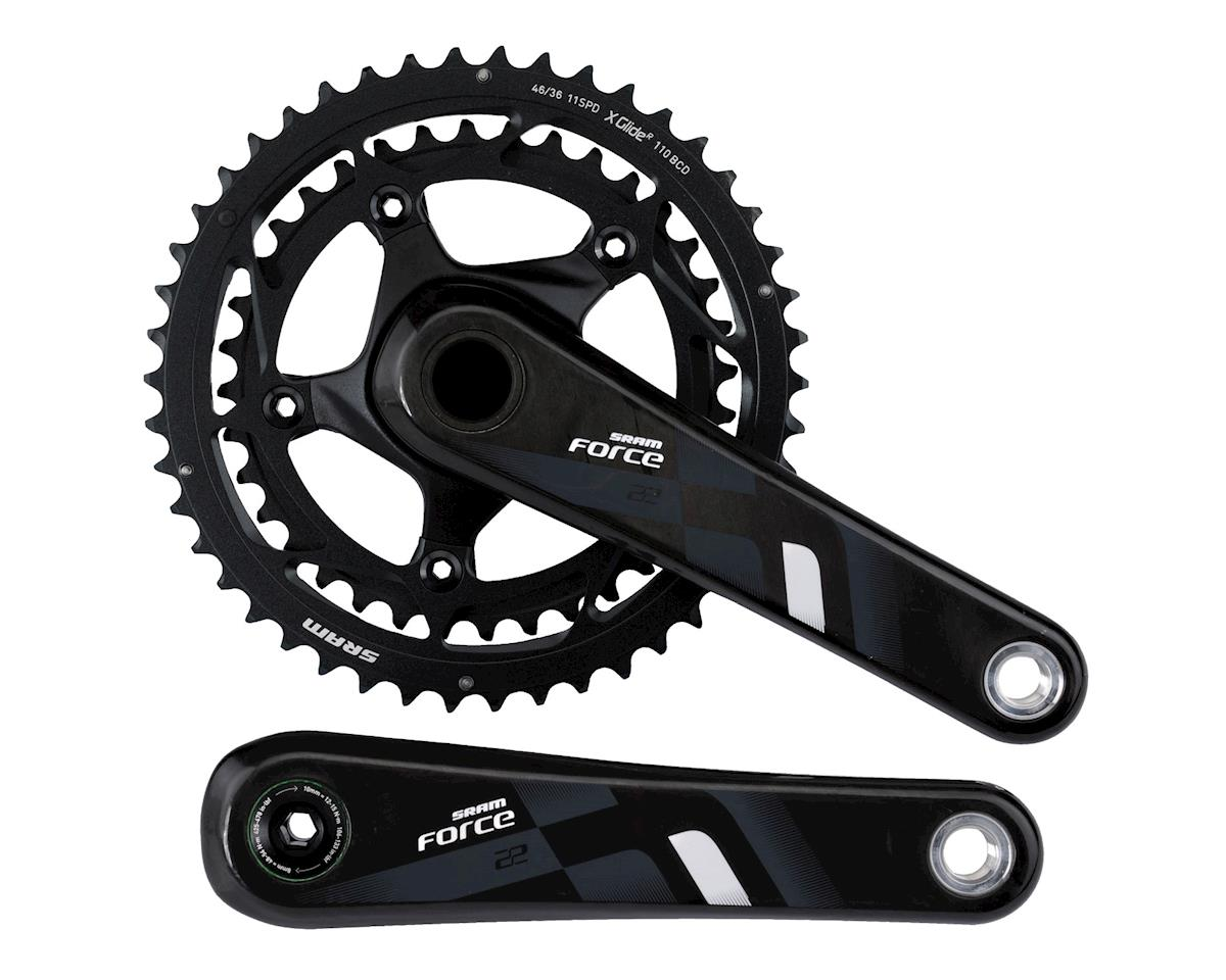 SRAM Force 22 GXP 46-36T 11-Speed Crankset (172.5Mm)