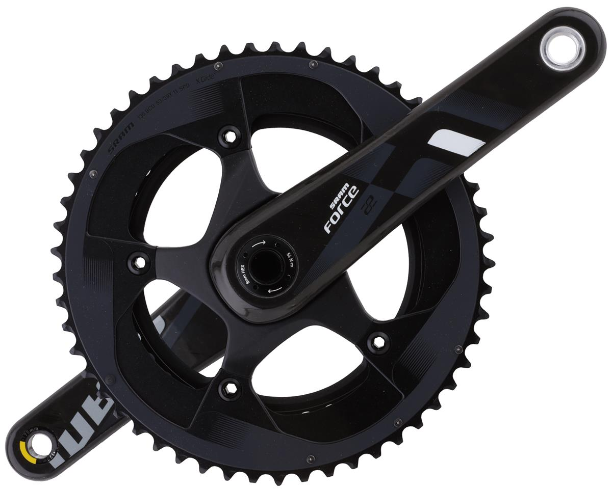 SRAM Force 22 BB30 53-39T 11-Speed Crankset (175mm)
