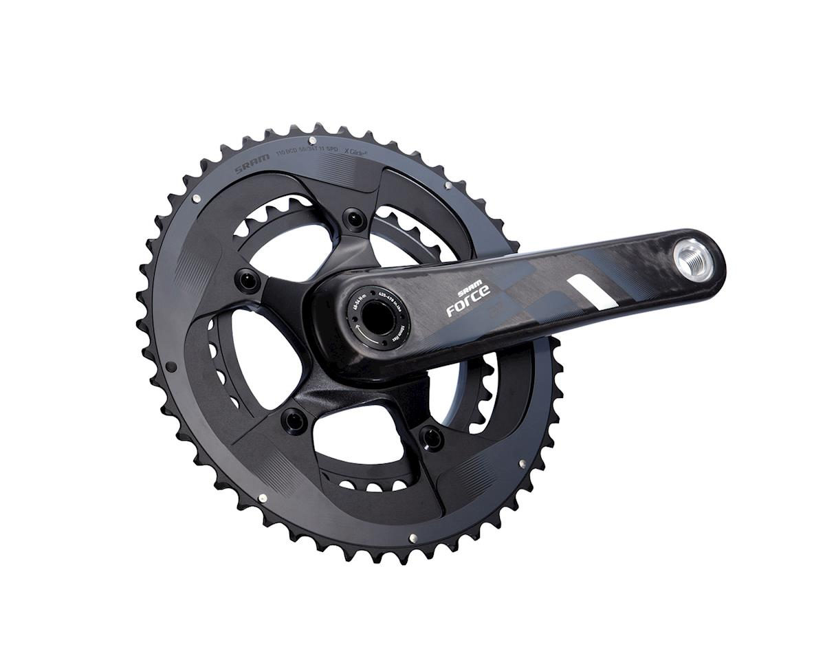 SRAM Force 22 BB30 50-34T 11-Speed Crankset (175mm)