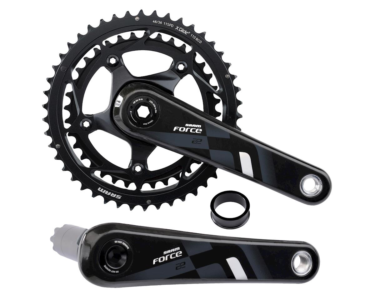 SRAM Force 22 BB30 46-36T 11-Speed Crankset (170Mm)