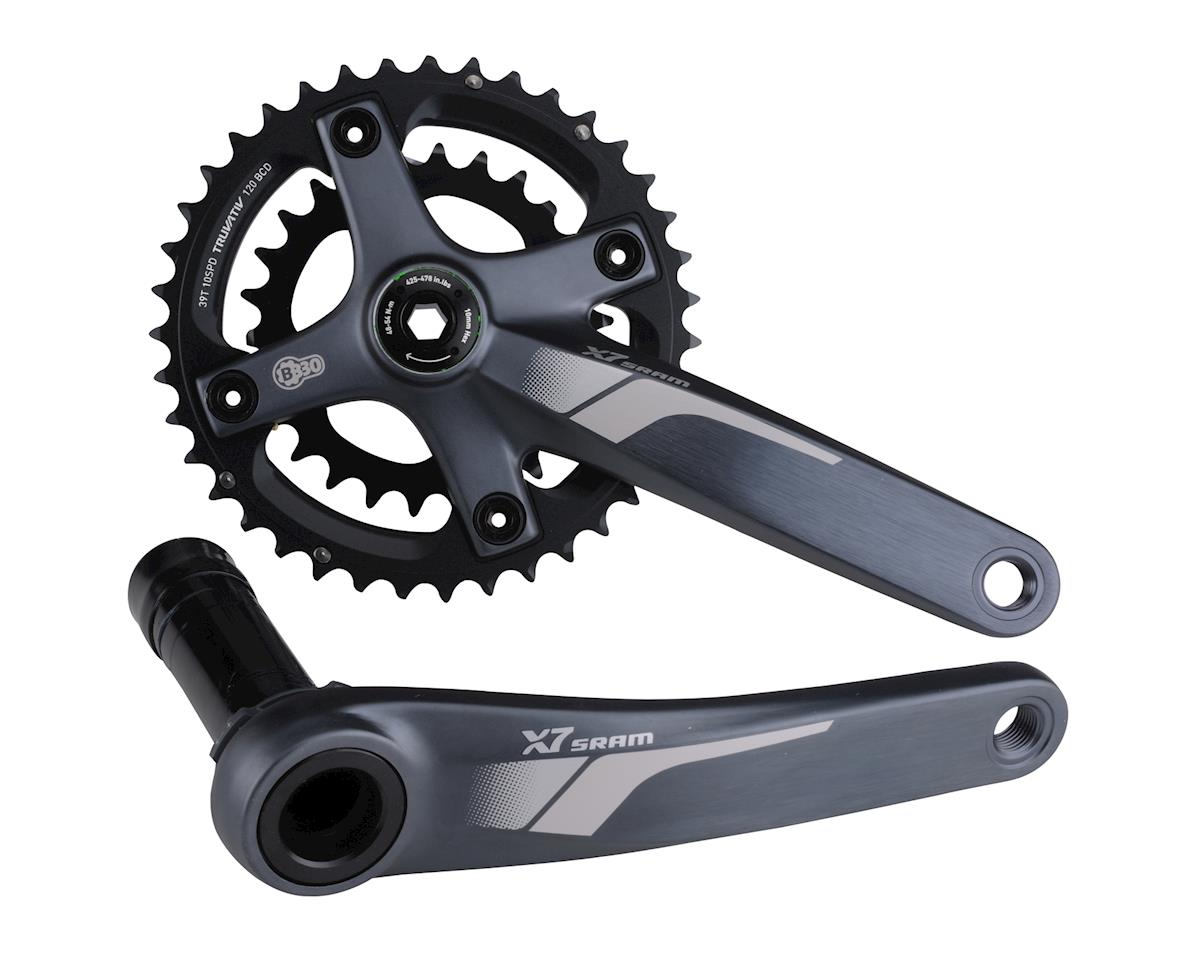 SRAM X.7 BB30 39/26T 10-Speed Crankset