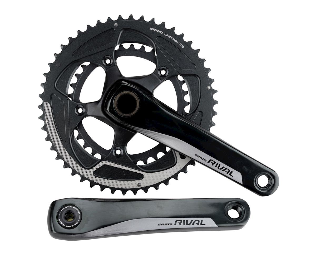 SRAM Rival 22 GXP 50-34T 11-Speed Crankset (170mm)
