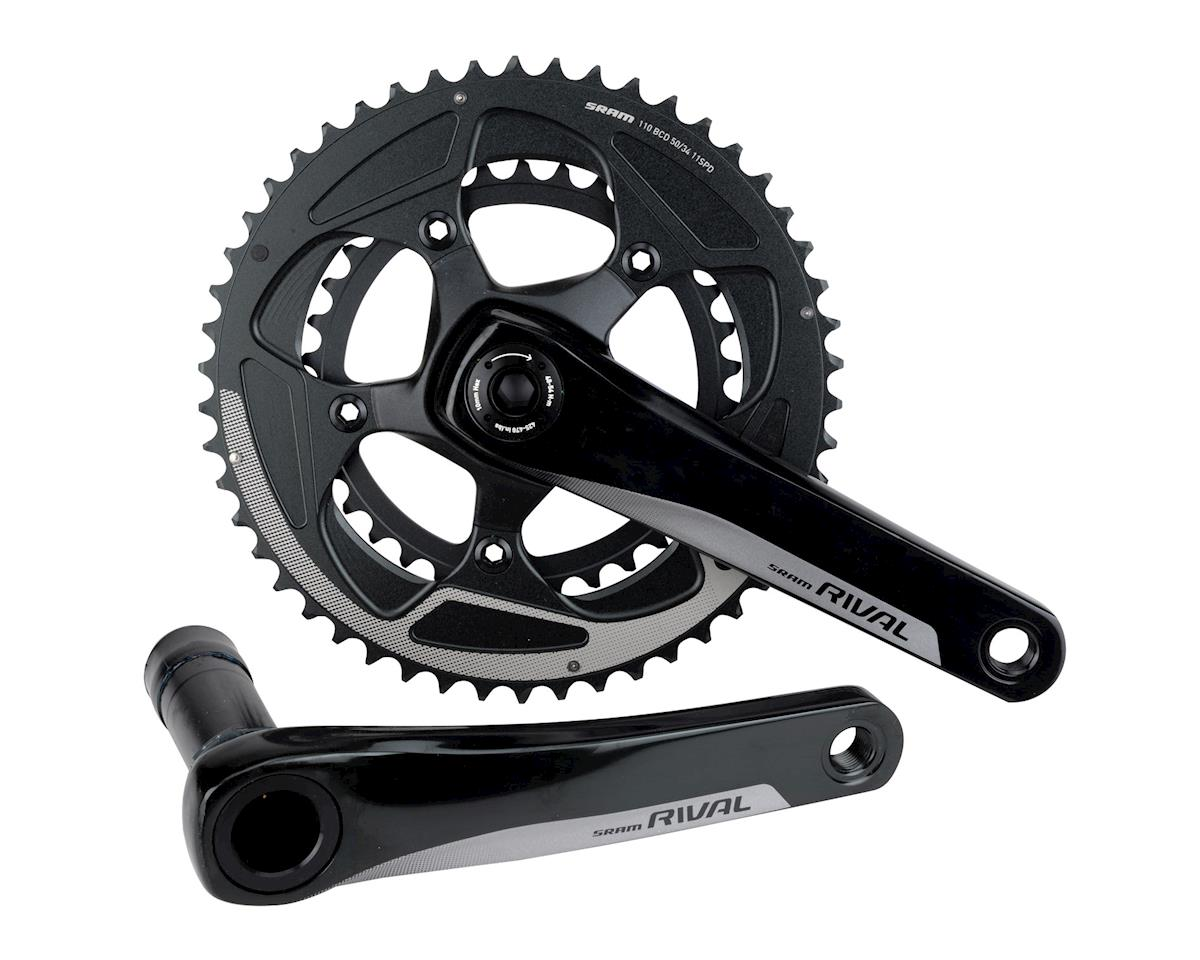 SRAM Rival 22 BB30 50-34T 11-Speed Crankset (172.5Mm)