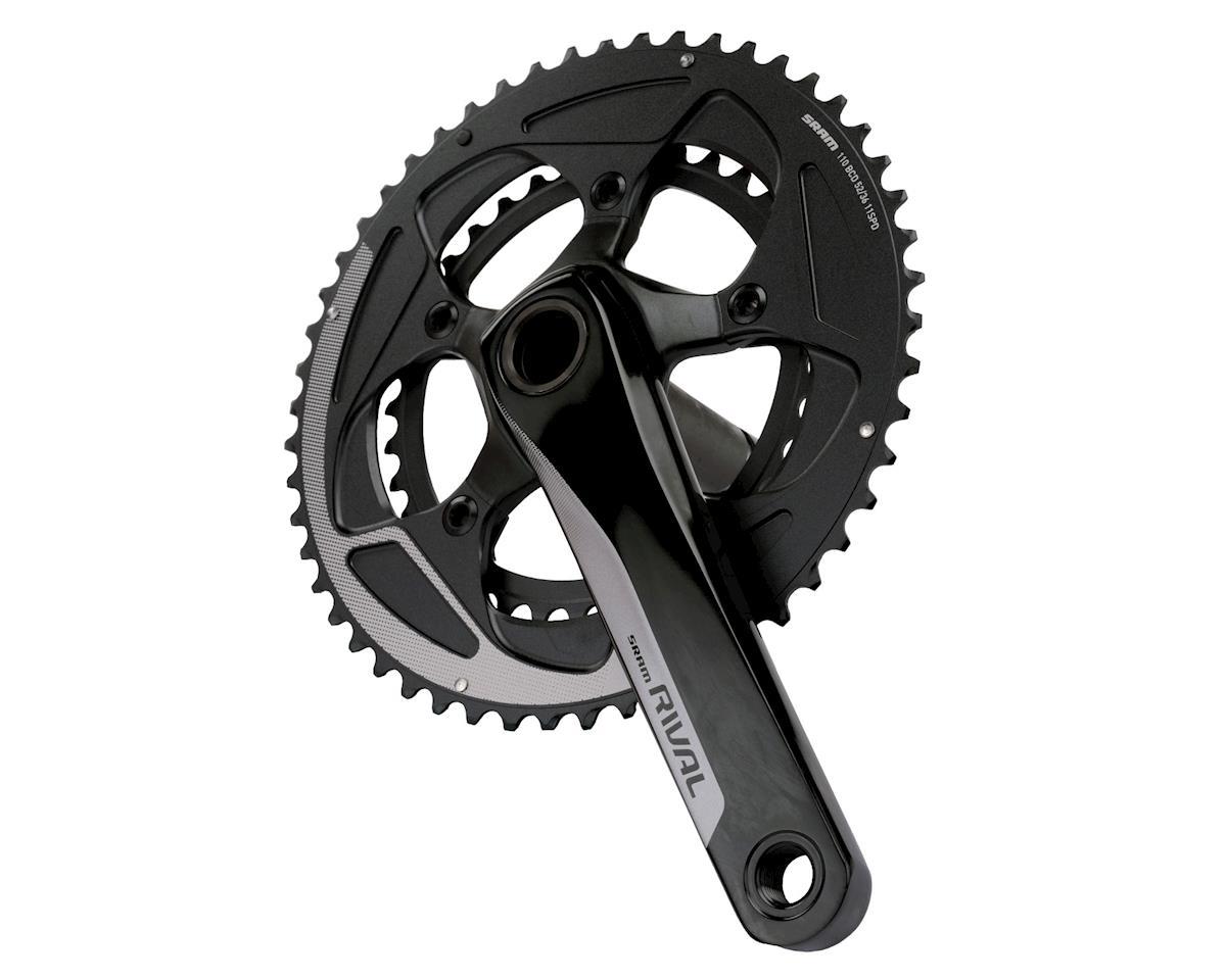 SRAM Rival 22 BB30 Road Bike Crankset - Compact (175mm)