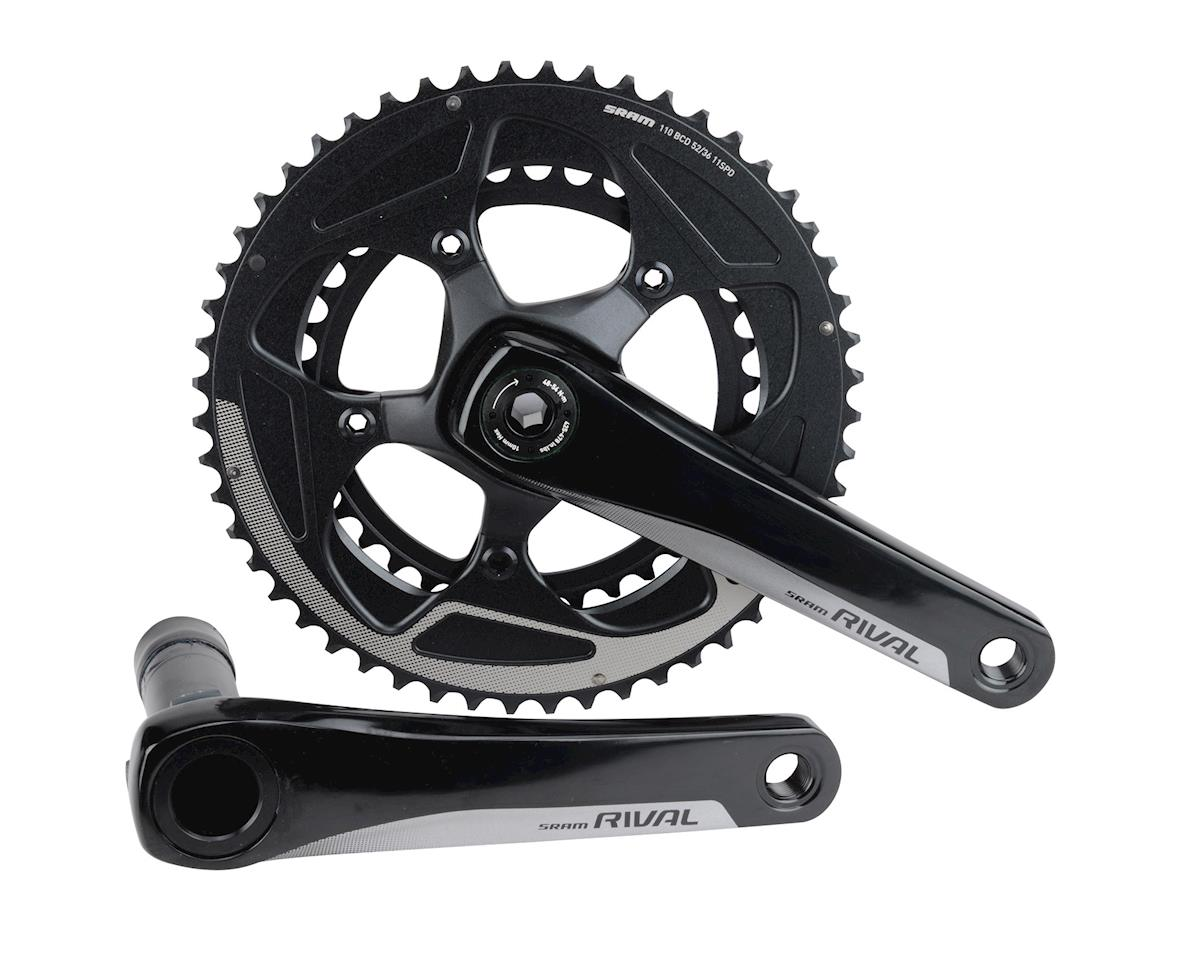 SRAM Rival 22 BB30 52-36T 11-Speed Crankset (170Mm)