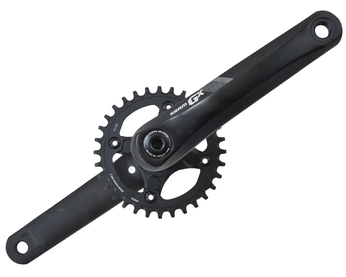 SRAM GX 1400 GXP 10/11 Speed Crankset (32T) (175mm)