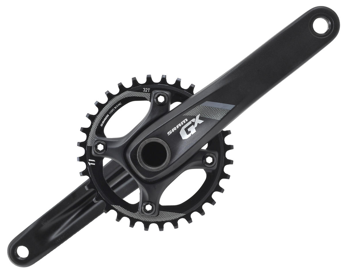 GX 1000 GXP 11-Speed 1X Boost 148 CrankSet (32T) (175mm) (Black)