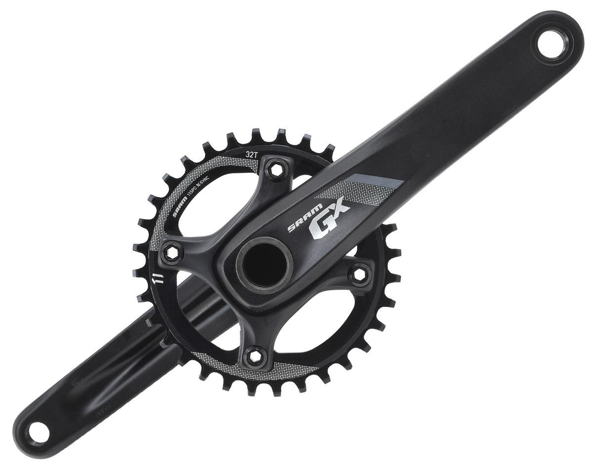 SRAM GX 1000 GXP 11-Speed 1X Boost 148 CrankSet (32T) (175mm) (Black)