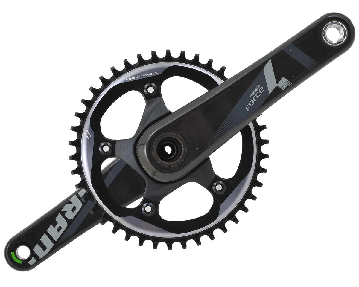 SRAM Force 1/CX1 GXP 110 BCD Crankset (42T)