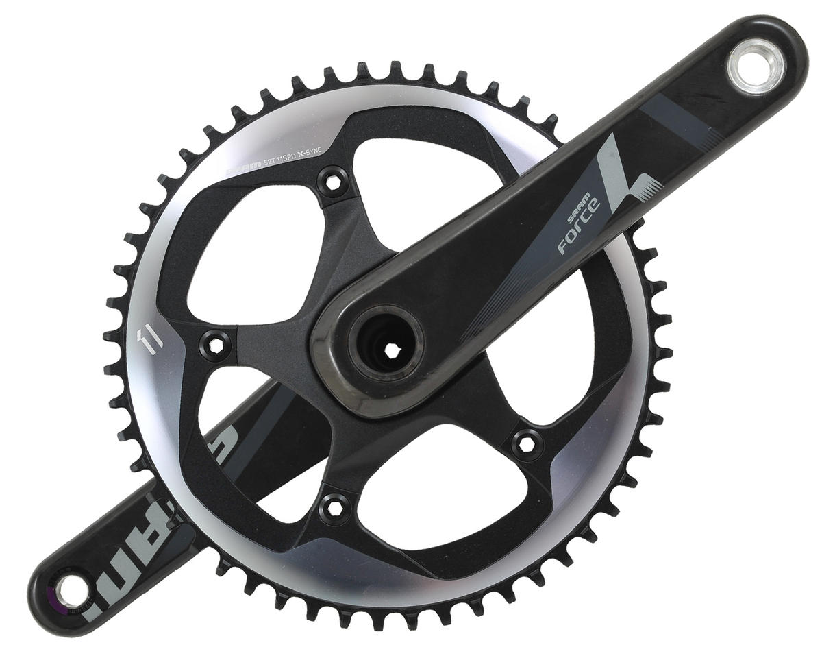 SRAM Force 1 GXP 130 BCD Crankset (52T) (170mm)
