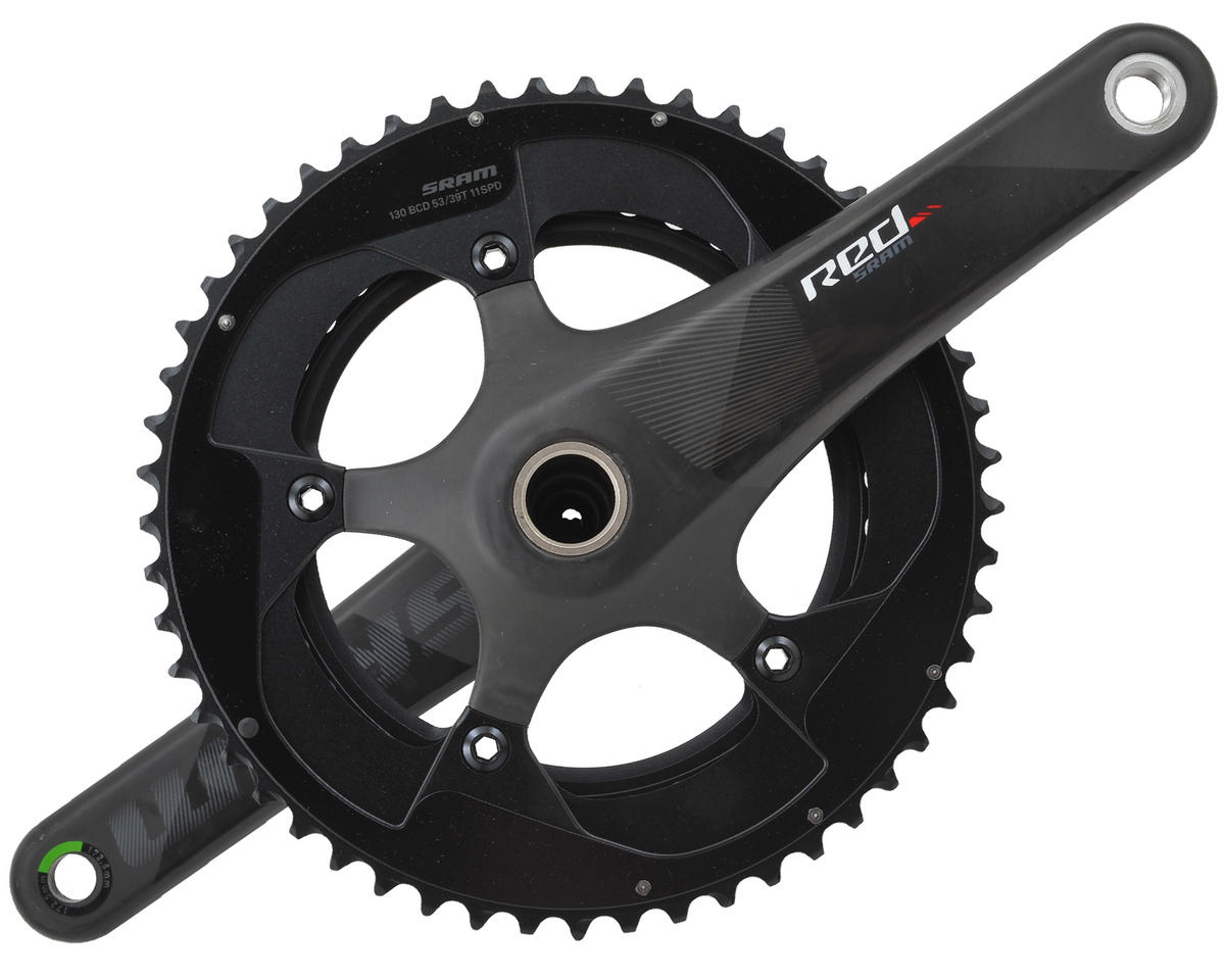 Red Crankset C2 GXP 11-Speed (53-39)
