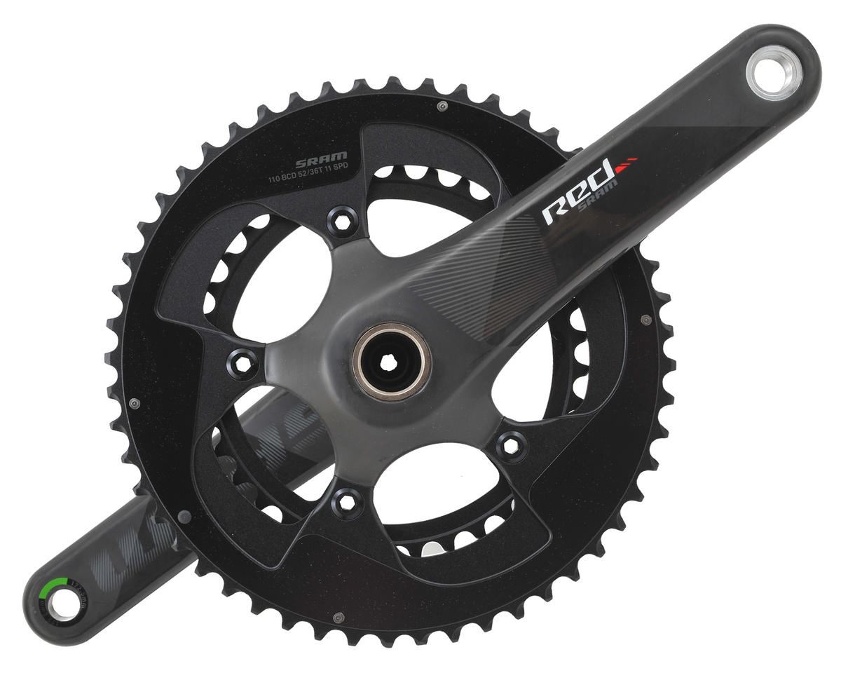 SRAM Red Crankset C2 GXP 11-Speed (52-36)