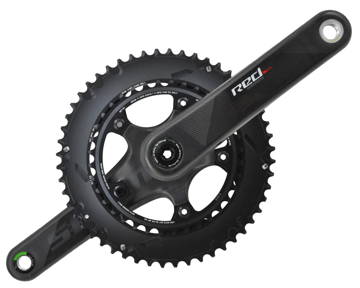 SRAM Red Crankset C2 GXP 11-Speed (52-36) (172.5mm)