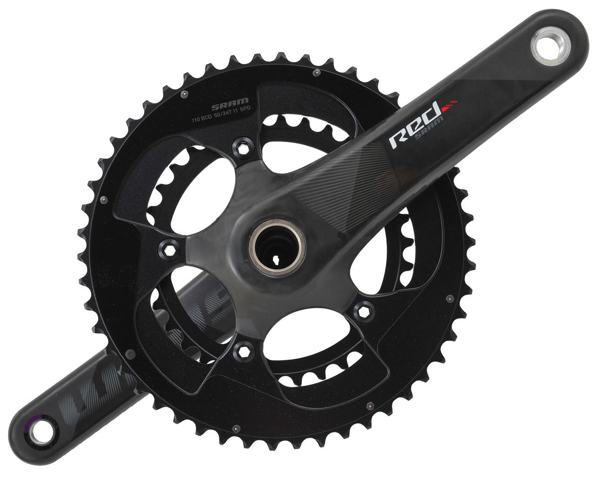SRAM Red Compact Crankset C2 GXP 11-Speed (50-34)