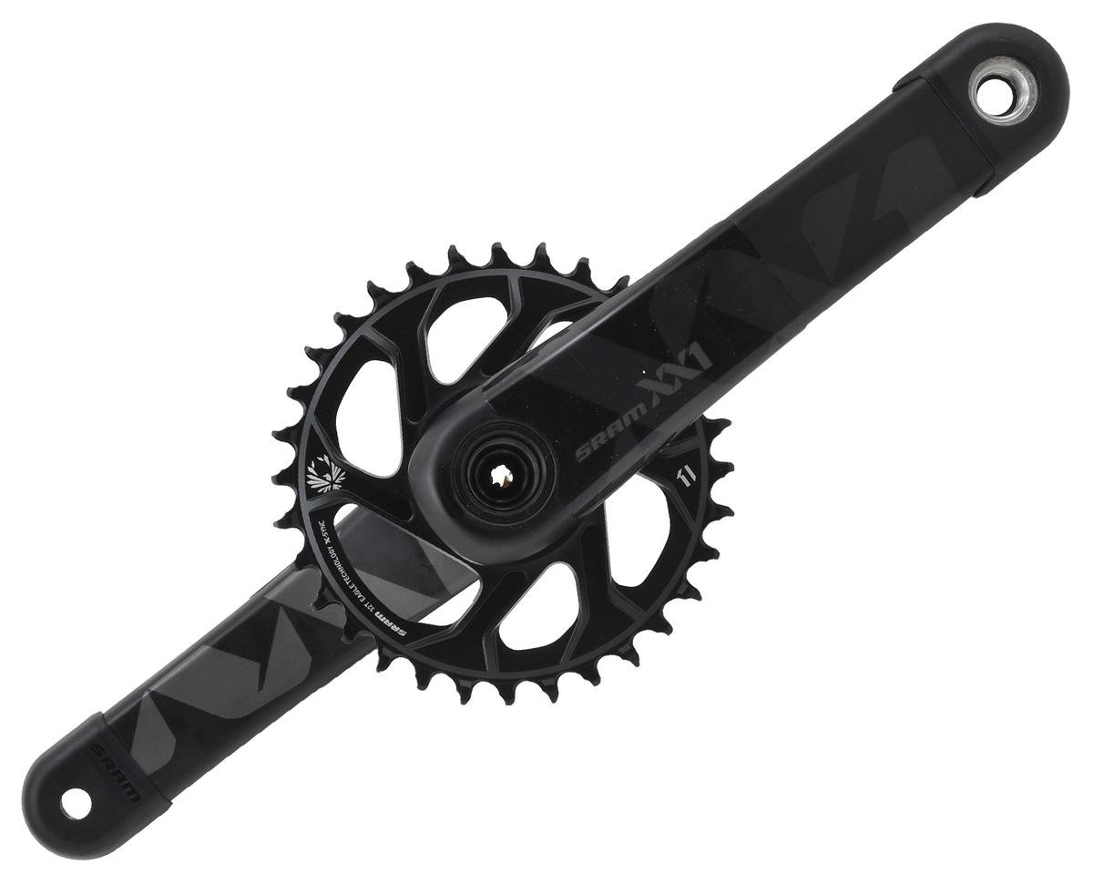 SRAM XX1 Eagle 12-Speed Crankset (Black) (32T) (175mm)