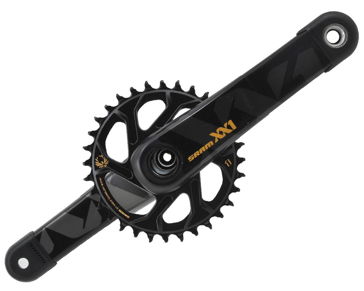SRAM XX1 Eagle Boost 12 Speed Crankset (32T) (Gold) (170mm)
