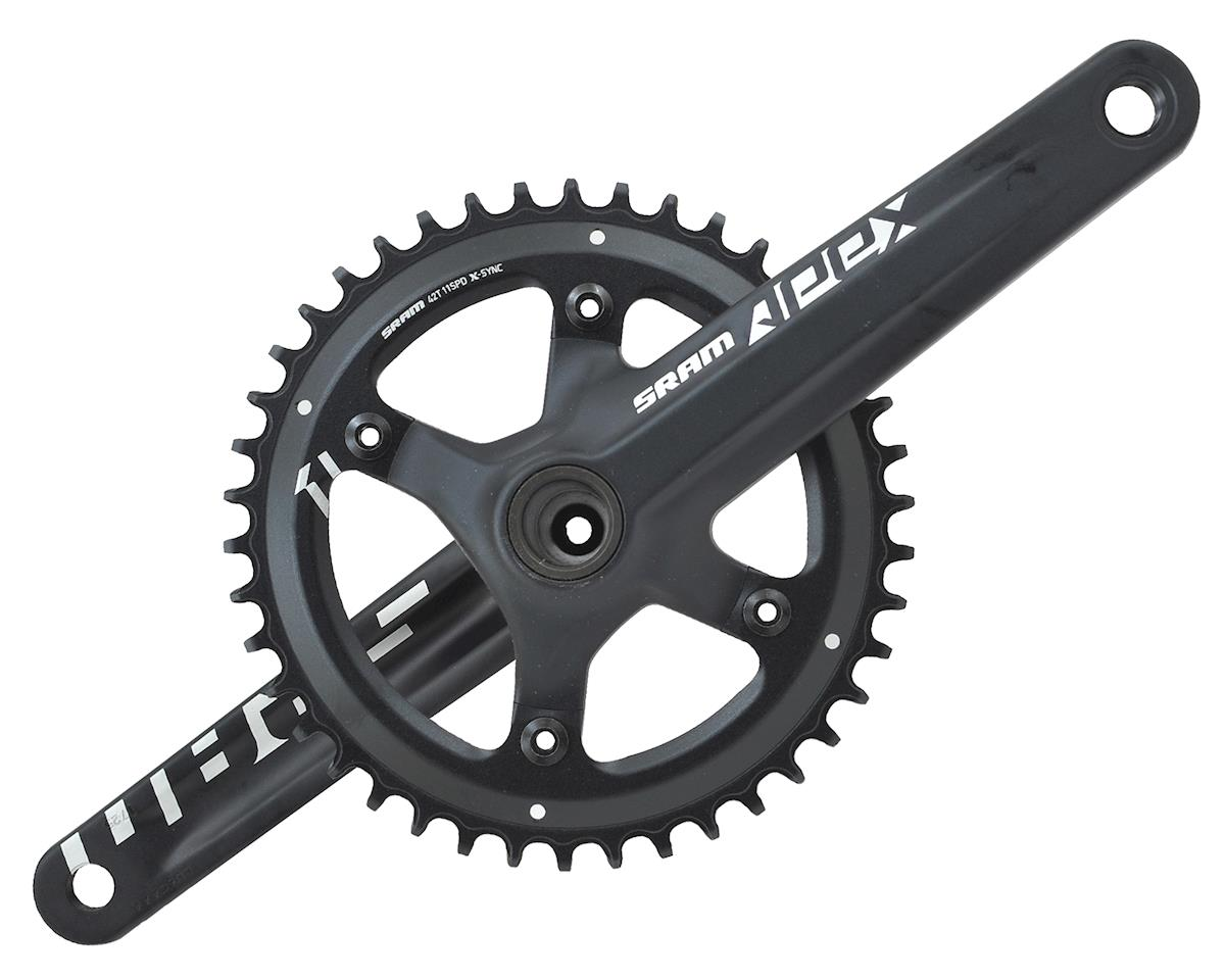 SRAM Apex 1 GXP X-Sync 1X Crankset w/ Chainring (42T) | relatedproducts
