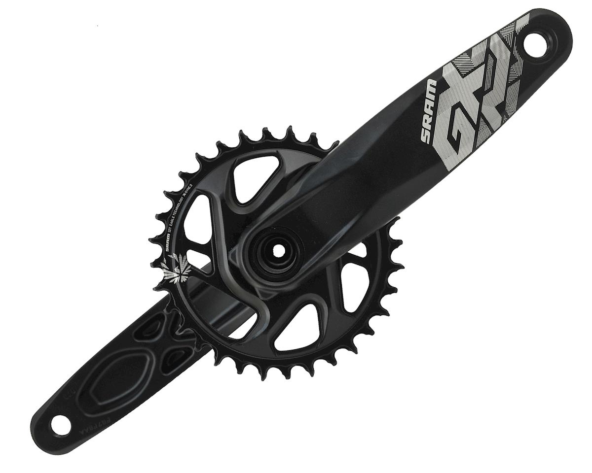SRAM GX Eagle GXP Crankset (Direct Mount 32T) (Black)