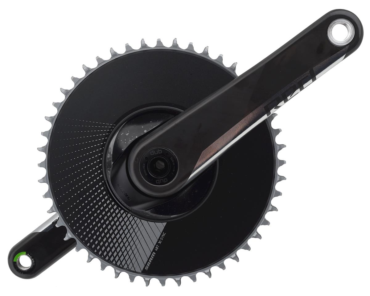 SRAM Red D1 AXS Aero DUB Crankset | relatedproducts