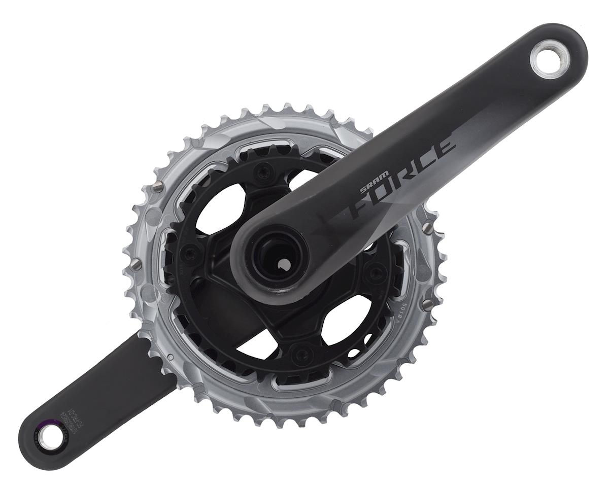 SRAM Force AXS 12-Speed Crankset (Black) (DUB) (170mm) (46-33T)