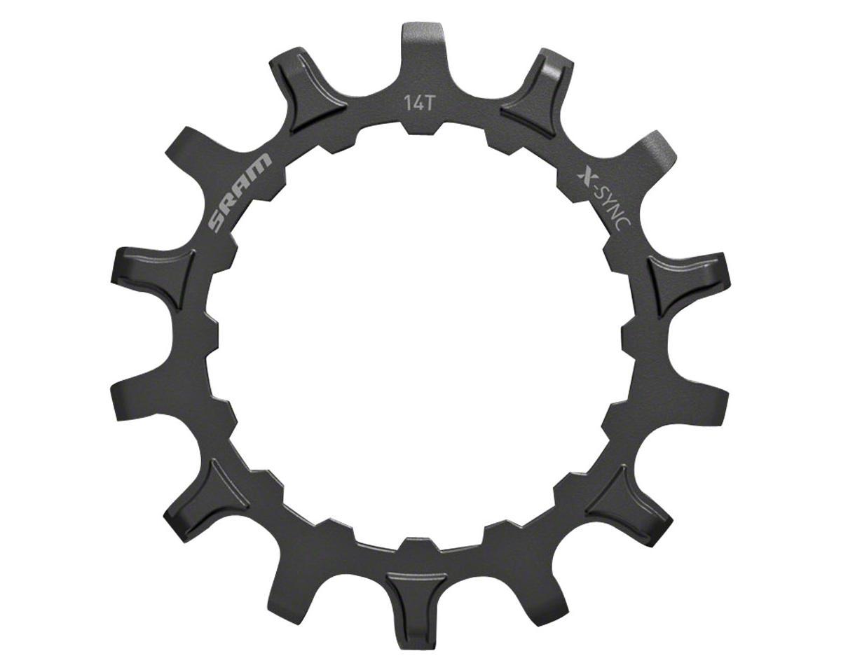 SRAM Steel X-Sync EX1 Sprocket (Black) (For Bosch Motors)