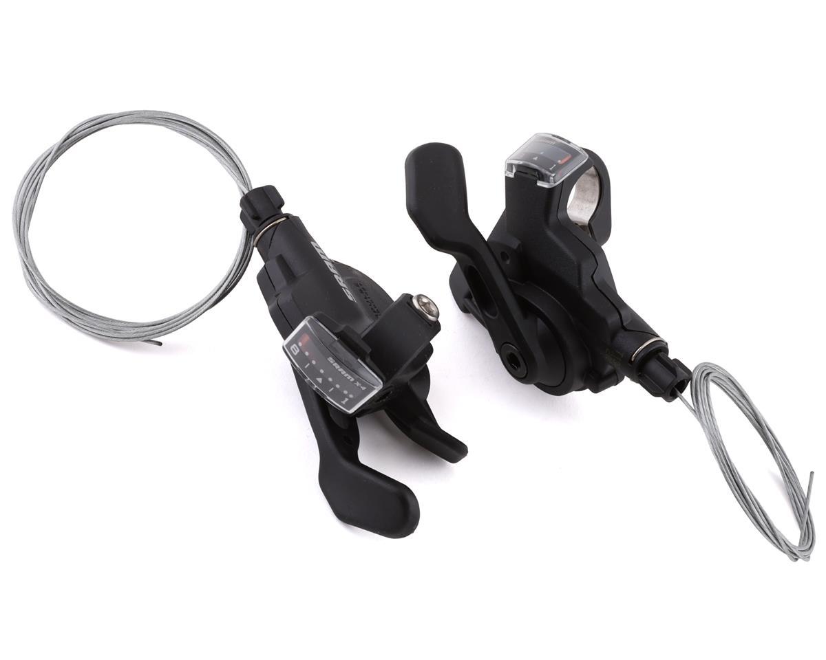 SRAM X.4 8 Speed Trigger Shifter Set