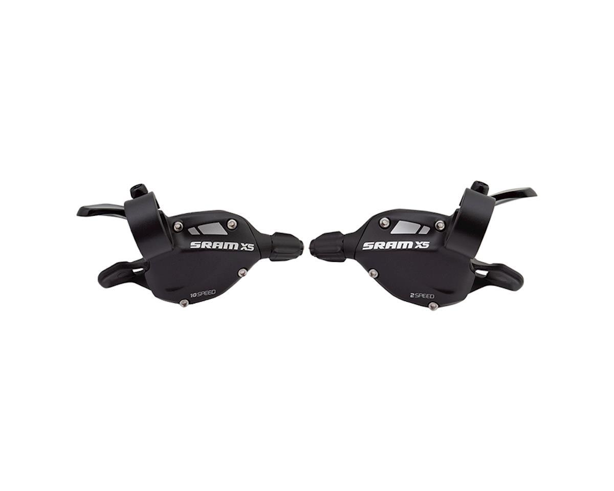 SRAM X5 2 x 10-Speed Trigger Shifter Set