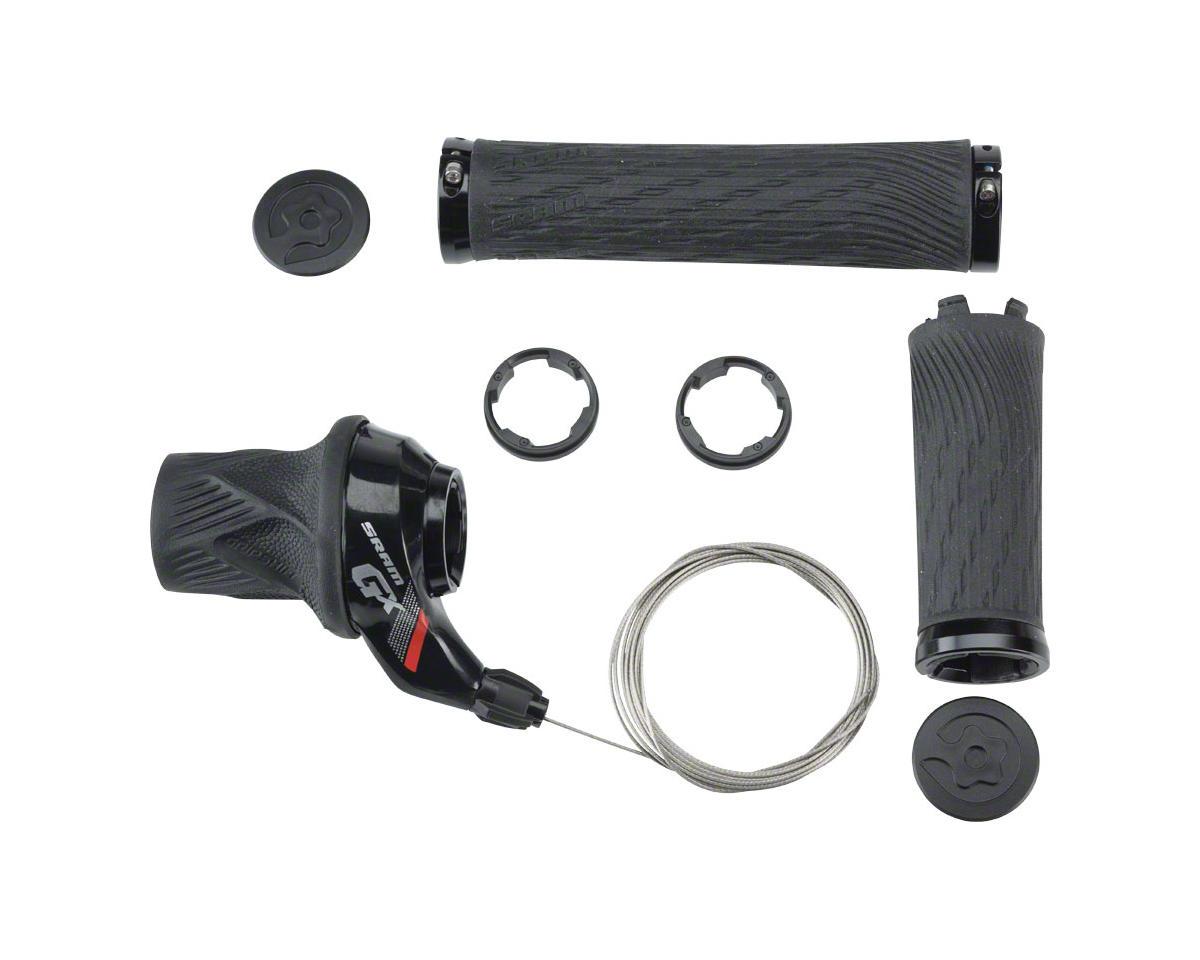 SRAM GX GripShift 11-Speed Rear Red Logo with Locking Grip