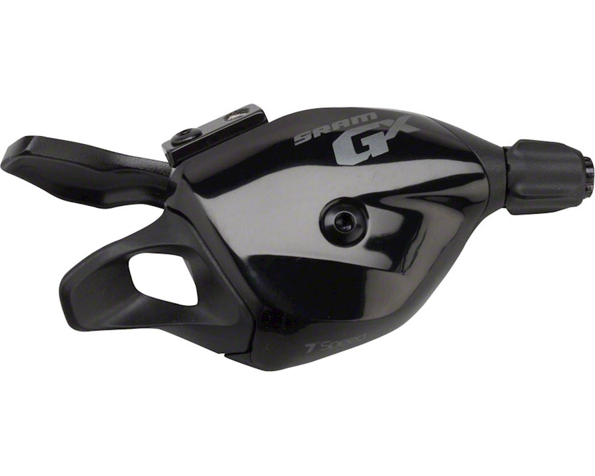 SRAM GX DH Trigger 7-Speed Rear Shifter, X-Actuation Cable Pull, Black Includes