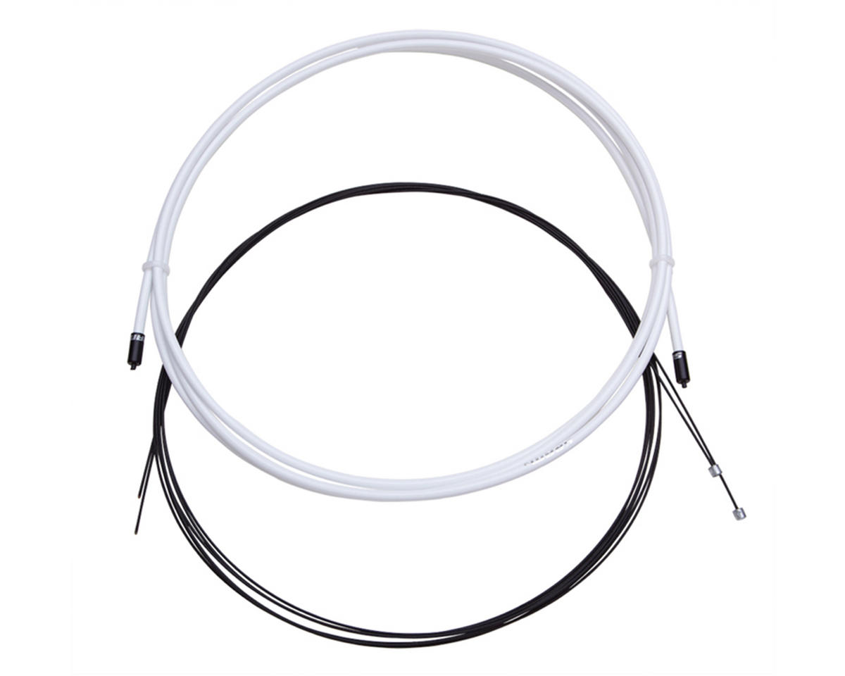 SRAM Slickwire Road/MTB 4mm Shift Cable/Housing Set (White)