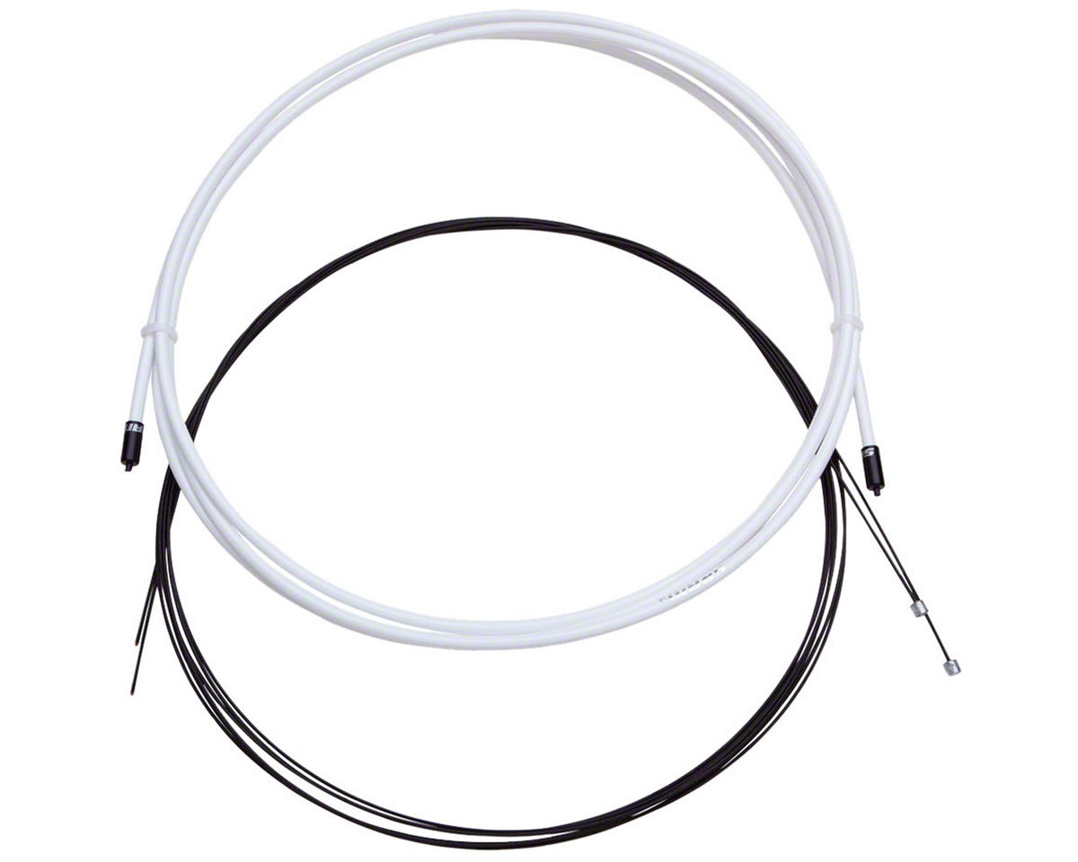 SRAM 4mm Road/MTB Shift Cable/Housing System (2300mm) (White)