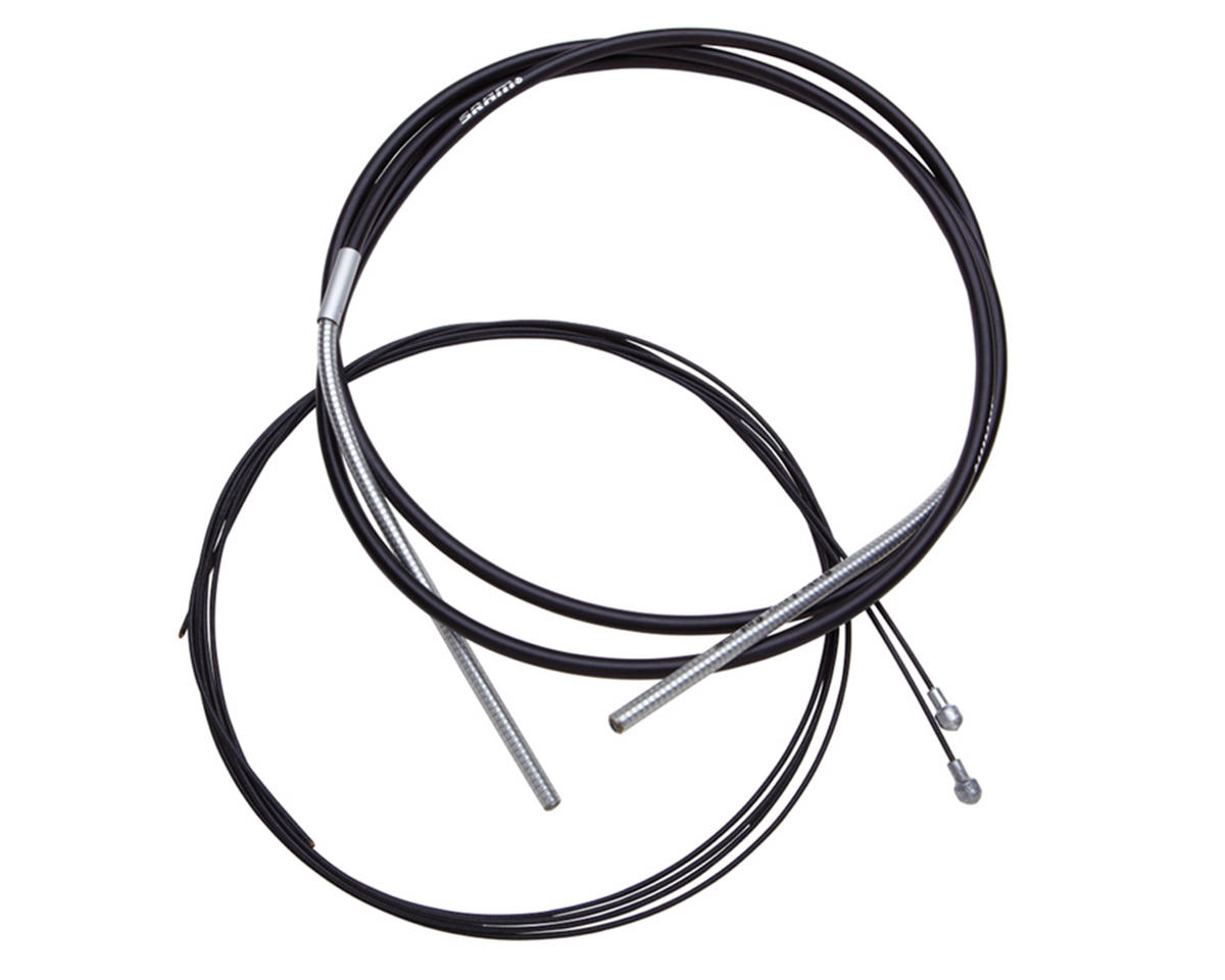 SRAM Slickwire MTB 5mm Brake Cable/Housing (Black)