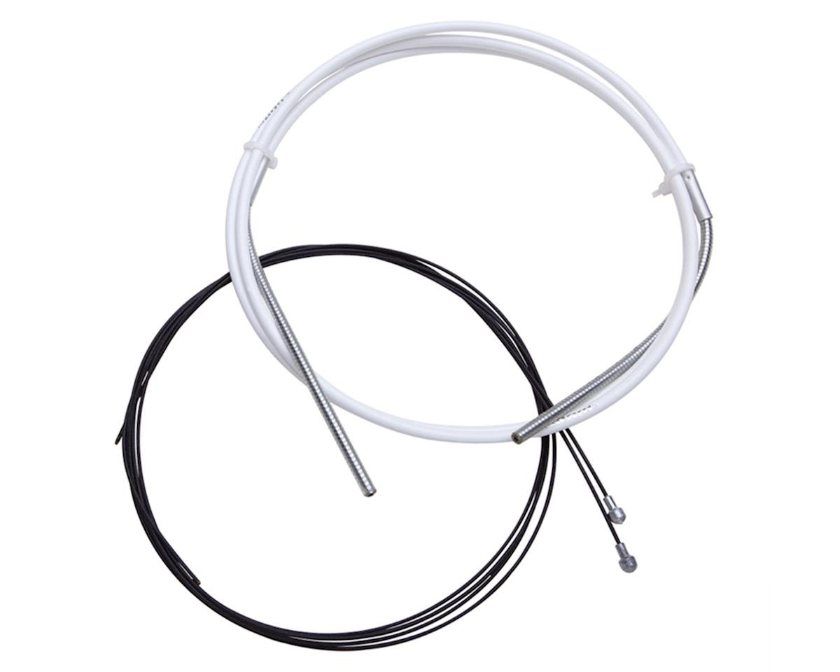SRAM Slickwire MTB 5mm Brake Cable/Housing (White)