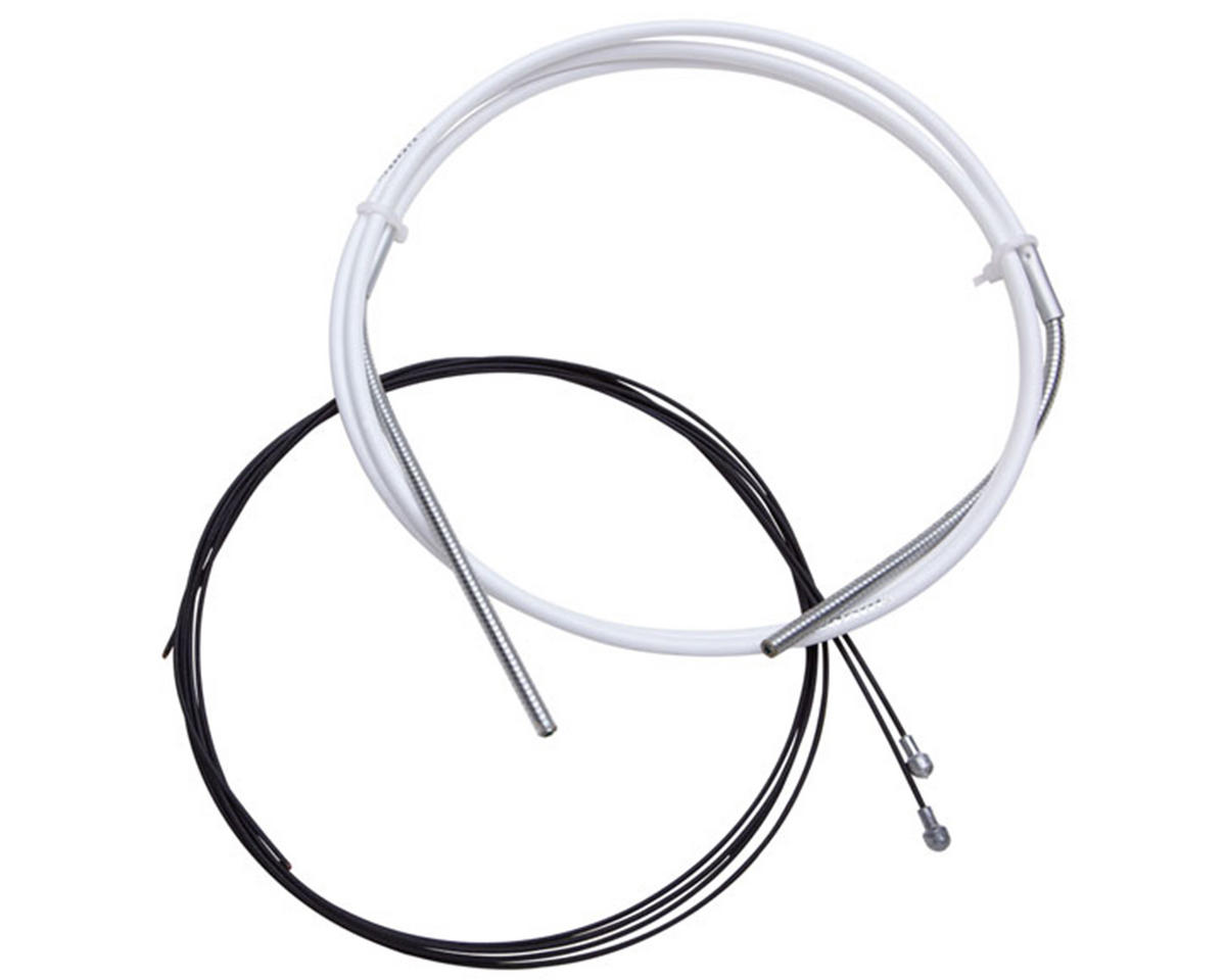 SRAM Slickwire Road 5mm Brake Cable/Housing (White)