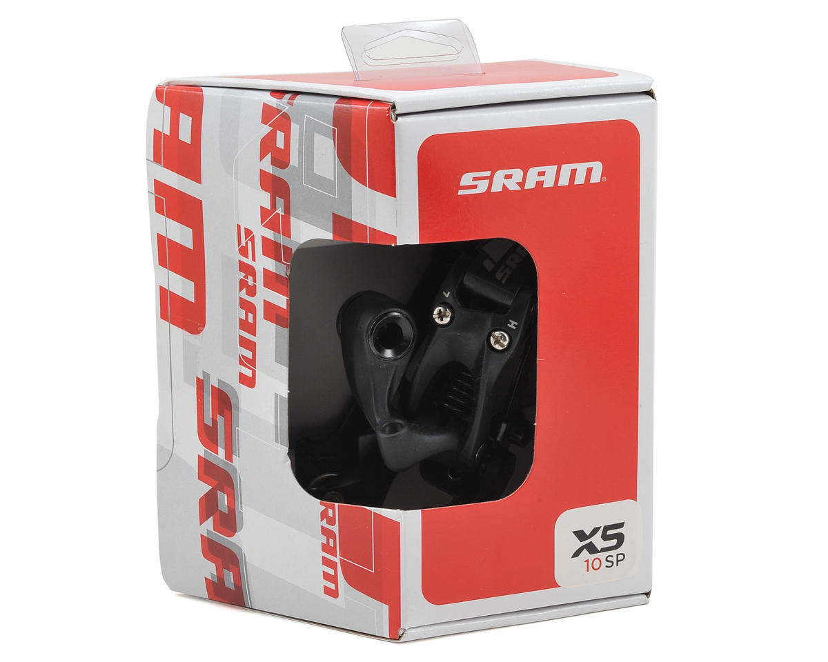 Image 2 for SRAM X-5 Rear Derailleur 10-Speed (Long Cage)