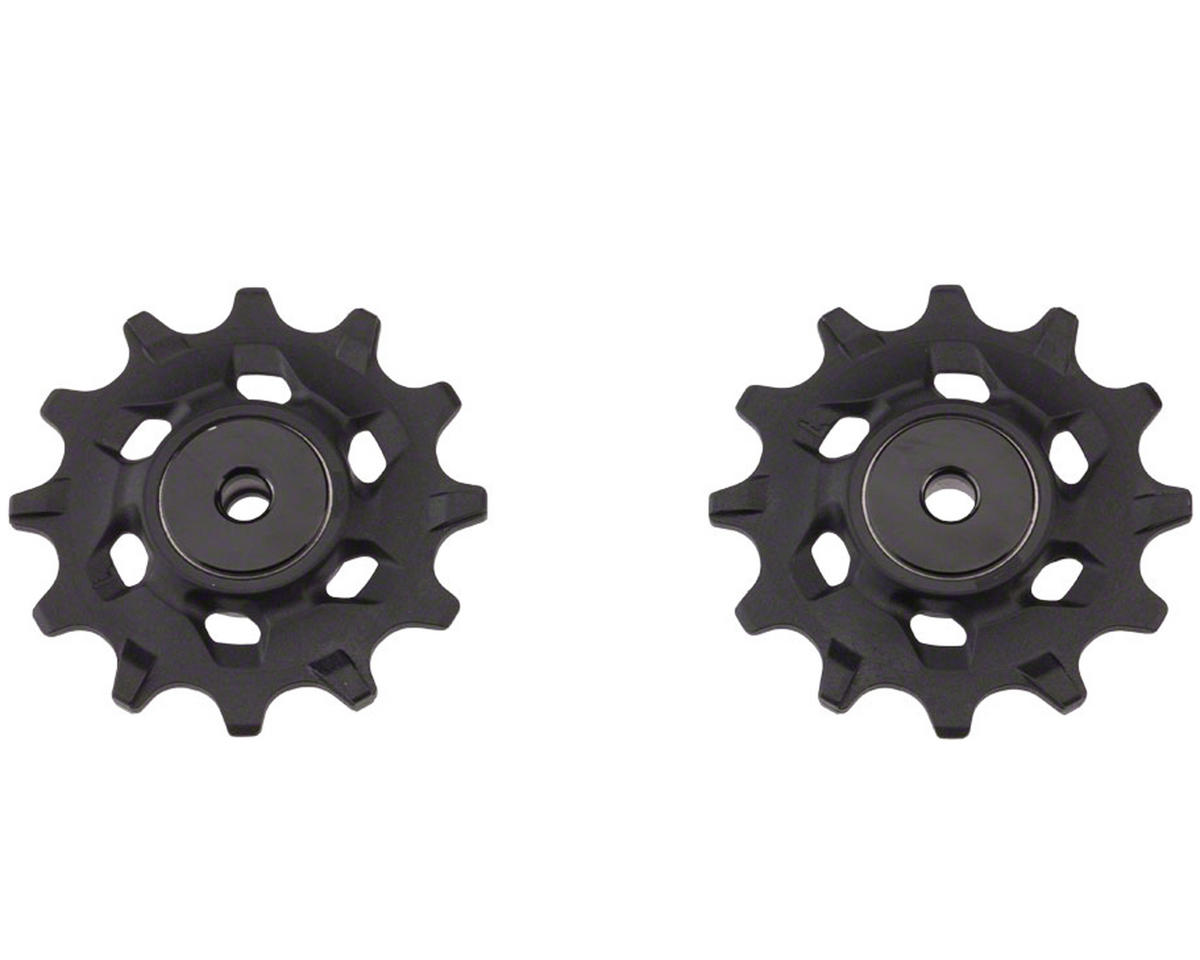 NEW SRAM X-Sync BlackBox Ceramic Rear Derailleur Pulley Set Fits XX1 11-Speed