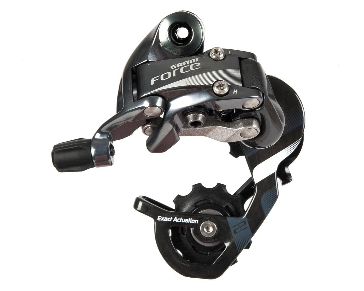 SRAM Force 22 Short Rear Derailleur [00.7518.030.000] | Road - AMain Cycling