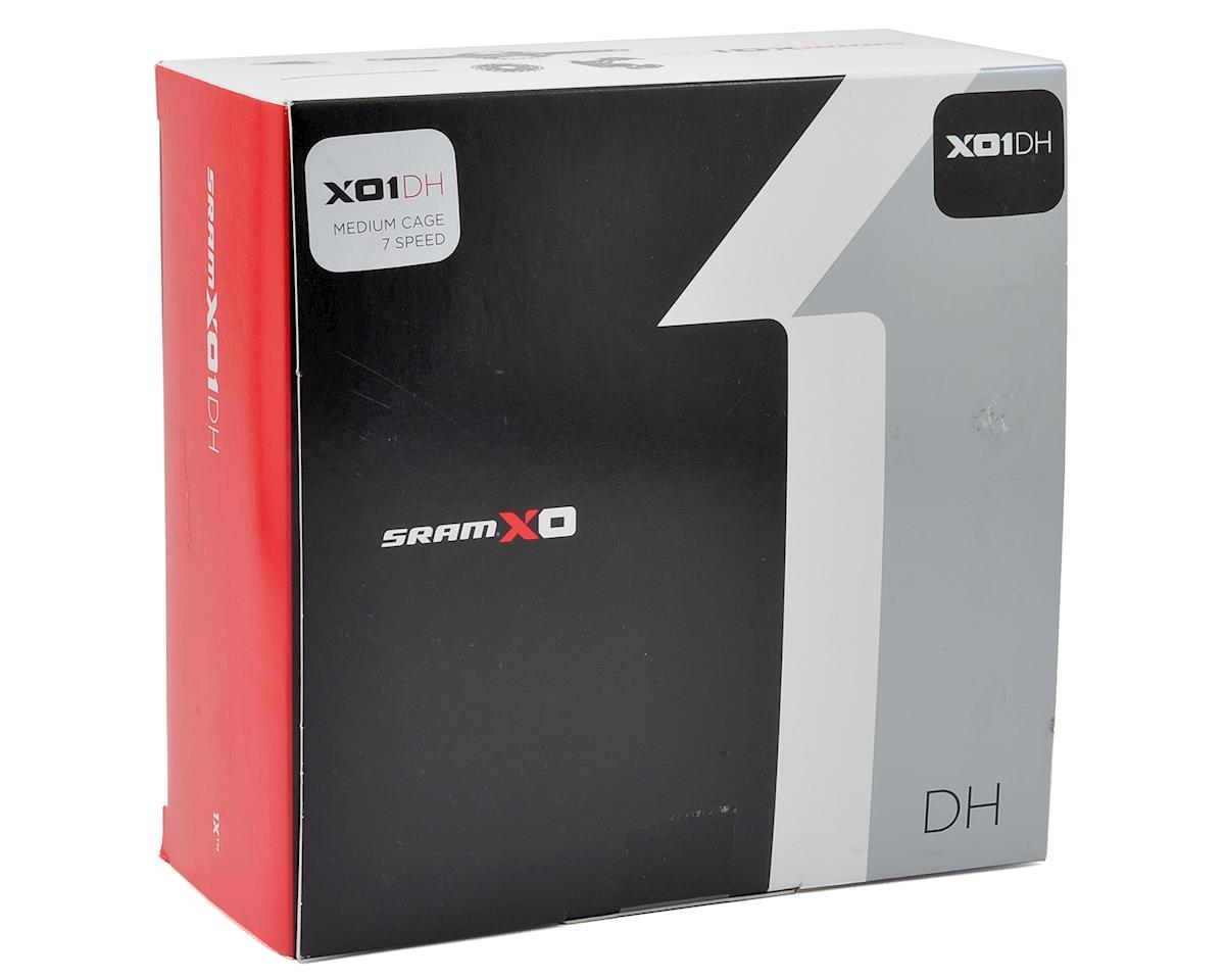SRAM X01 DH 10 Speed Short Cage Type 2 Rear Derailleur (Black)